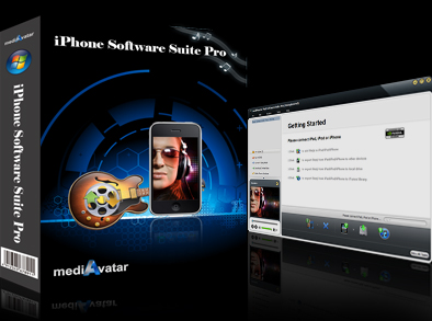 mediAvatar iPhone Software Suite Pro Mac Review | Utility Software | Top 5 Power Guide top5powerguide.com