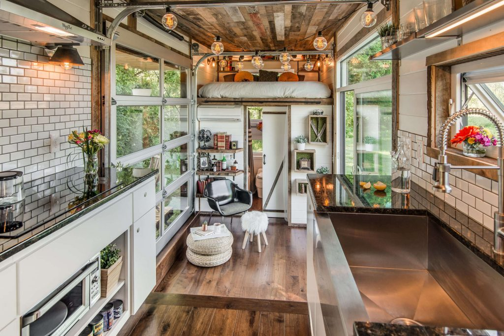 Tiny house utility software