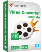AnyMP4 Video Converter Ultimate Review | Utility Software | Top 5 Power Guide